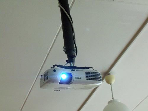 проектор в школе