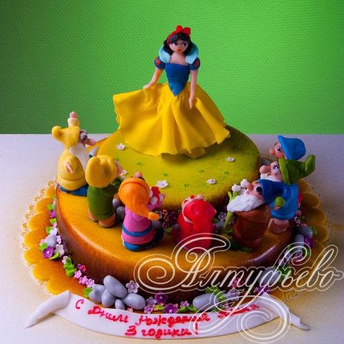 торт белоснежка алтуфьево