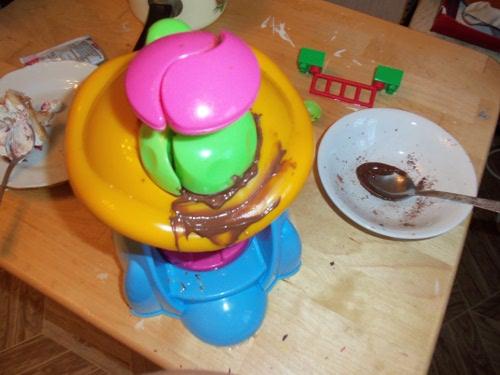 chokolate maker