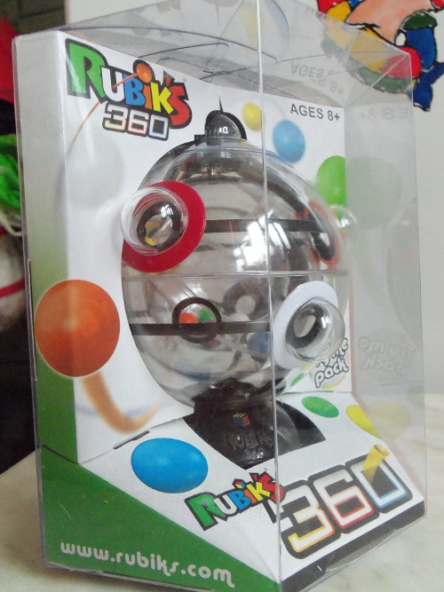 головоломка шарик рубика