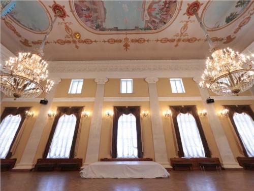 оперный театр второй этаж