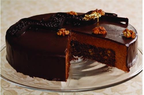 шоколадный торт кондитерская бон-бон