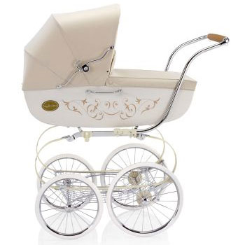 коляска детская ретро