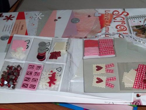 набор для изготовления открыток