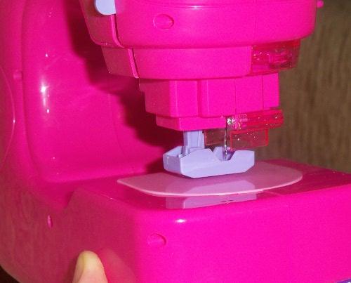 швейная машина детская электрическая