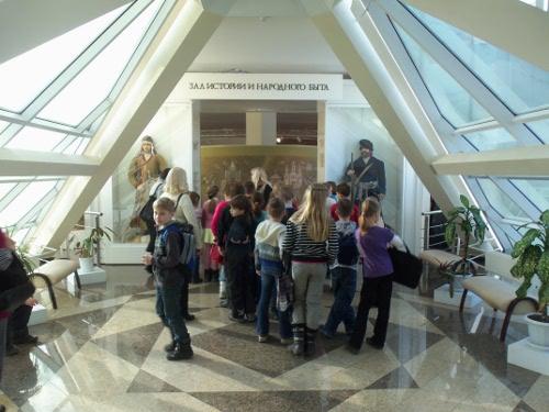 челябинск краеведческий музей в башне