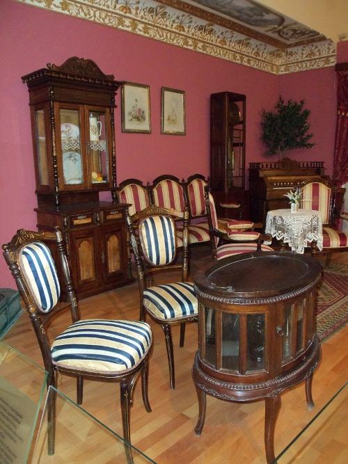 музей реконструкция комнаты помещика
