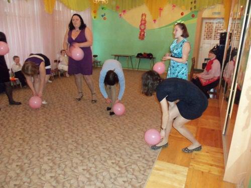 детский сад конкурс для мам