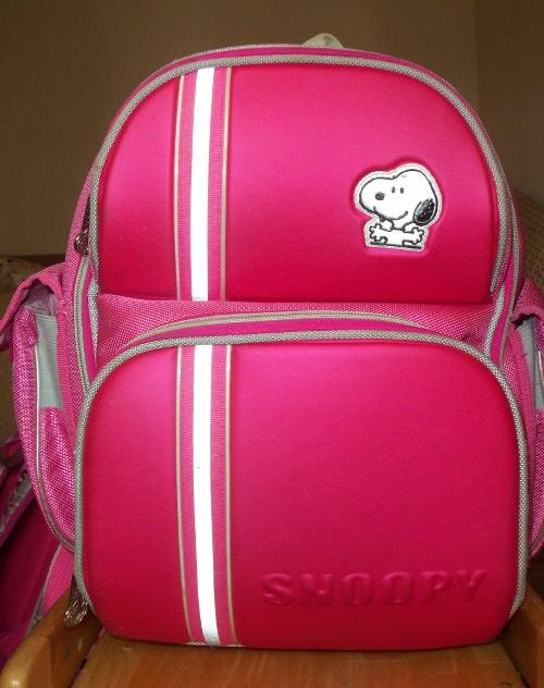 рюкзак школьный снупи