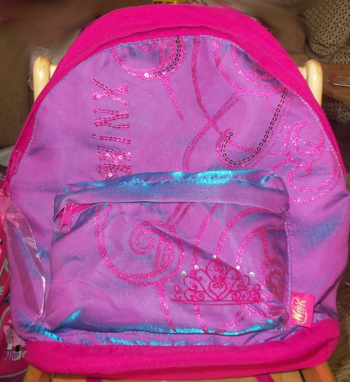рюкзак детский винкс