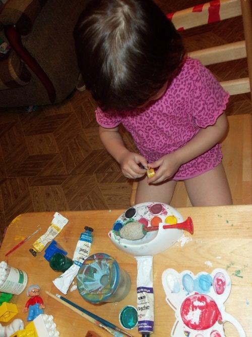 набор для росписи яиц