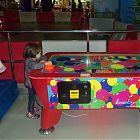 детский аэрохоккей