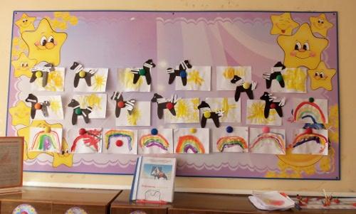 магнитная доска для детского сада