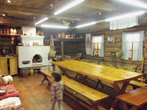музей деревенская изба