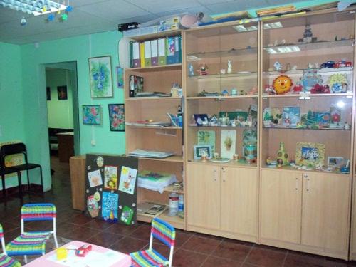 детский развивающий центр челябинск