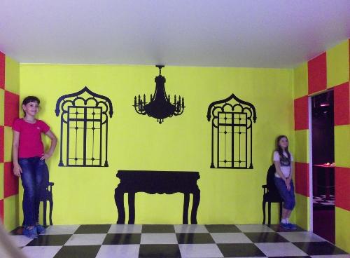 комната с перспективой галилео