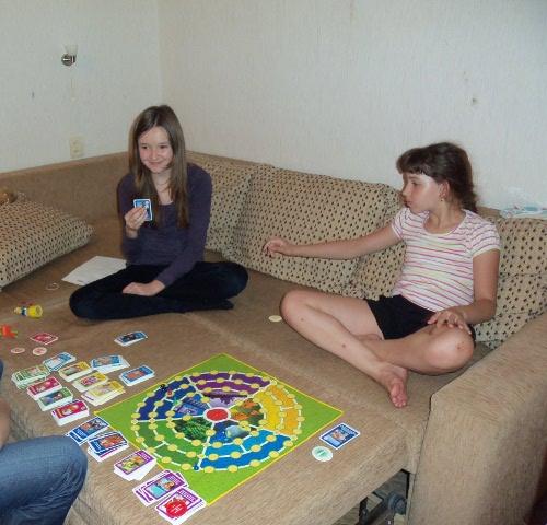 настольная игра для детей 10 лет