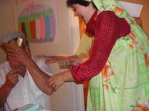 баба яга и царь