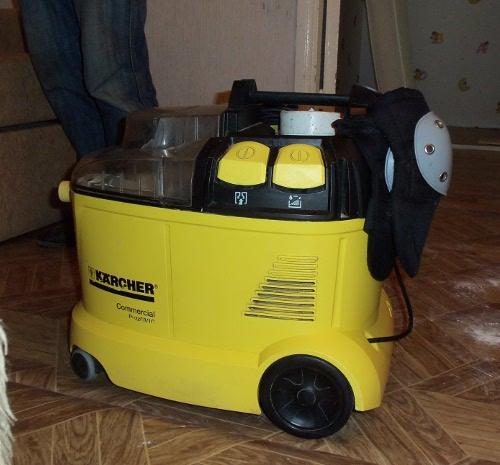аппарат для химчистки