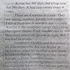тема сезоны осень английский язык