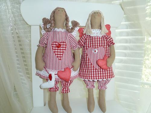 куклы-тильды