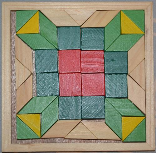 узор для мозаики