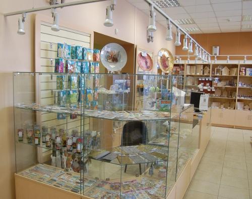 магазин для творчества челябинск