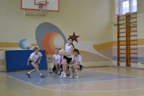 спортзал гимназия 23