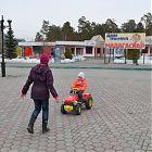 электромобиль зоопарк