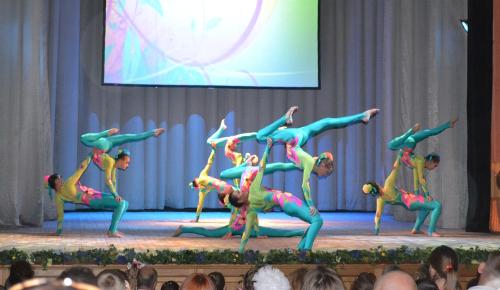 детские цирковые коллективы челябинск