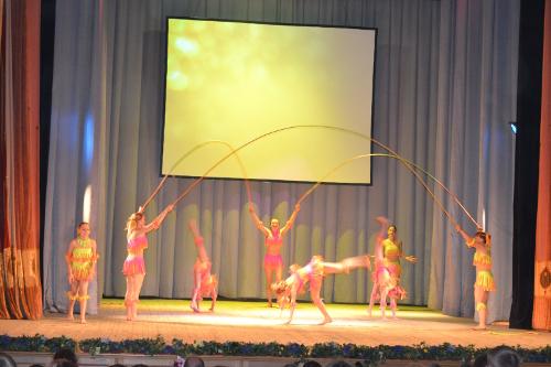 детский цирковой коллектив