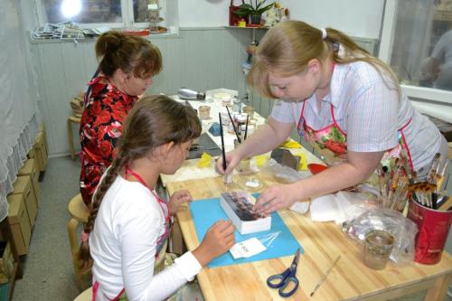 мастер-классы по творчеству в челябинске