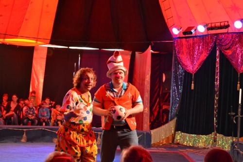 цирк шапито фараон