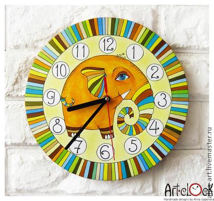 анна гапонова часы