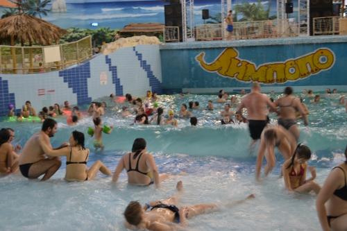 волновой бассейн лимпопо