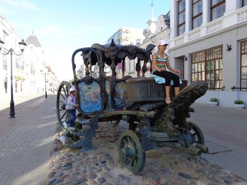 улица баумана карета