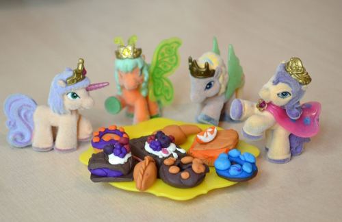 сладости для игрушек