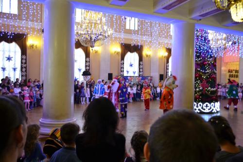 театр оперы и балета елка 2016