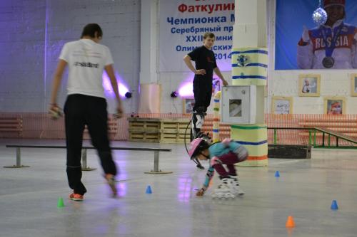 школа скоростного катания Ольги Фаткулиной