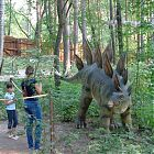 парк динозавров екатеринбург