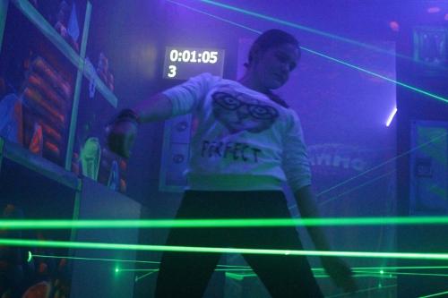 герои парк лазерный лабиринт