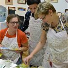 мастер-класс живопись челябинск