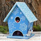 зимний чайный домик