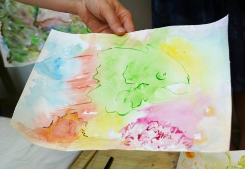 интуитивная живопись челябинск