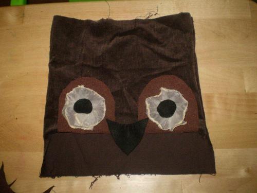 маска совы 2
