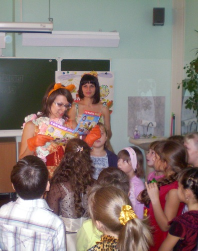 Конкурс день девочек сценарий