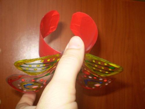 браслет с бабочкой 1