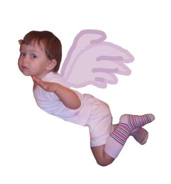наш ангелочек