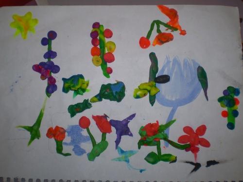 рисуем пластилином 3