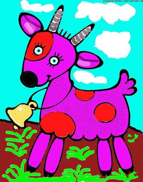 коза кати